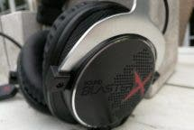 Sound BlasterX H5 Design