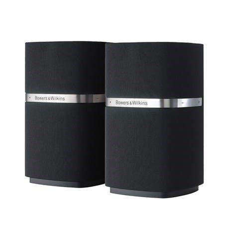 Die MM-1-Lautsprecher von Bowers & Wilkins