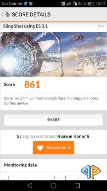 Honor 8 Screenshot