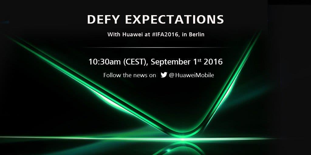 Huawei IFA 2016 Teaser