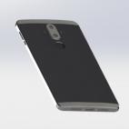 Huawei Mate 9 Render Leak
