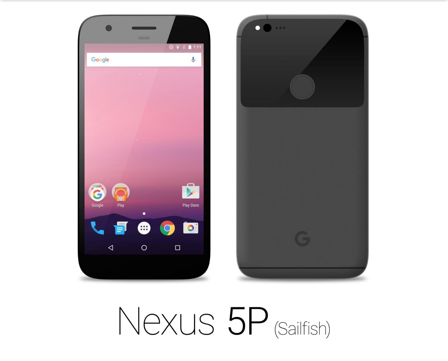Google Nexus 5P