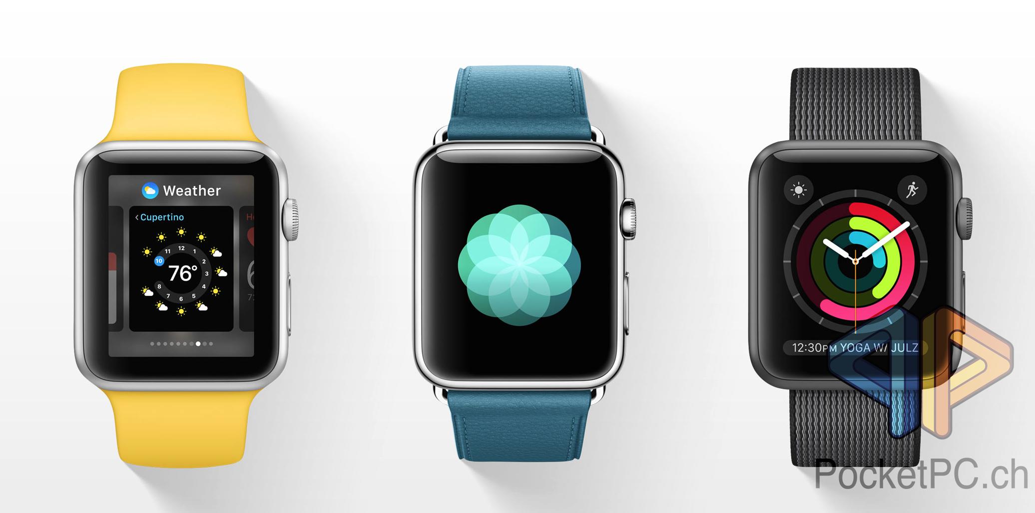 Apple Watch: Neue Version der Apple Uhr vorgestellt ...