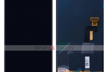 Google Pixel Frontpanel