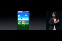 Super Mario Run Apple Keynote