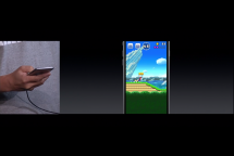 Super Mario Run Apple Keynote