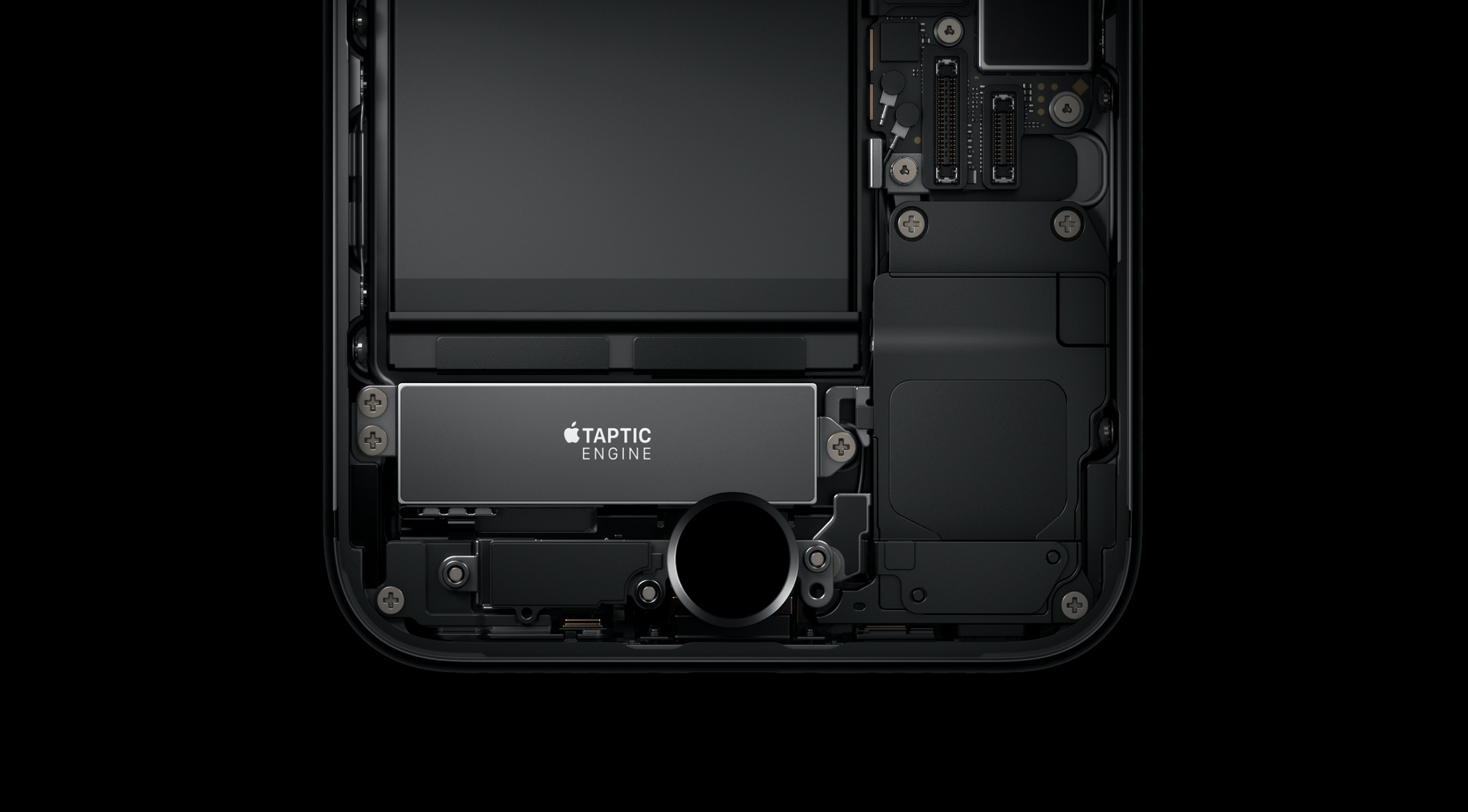 iPhone 7 Homebutton