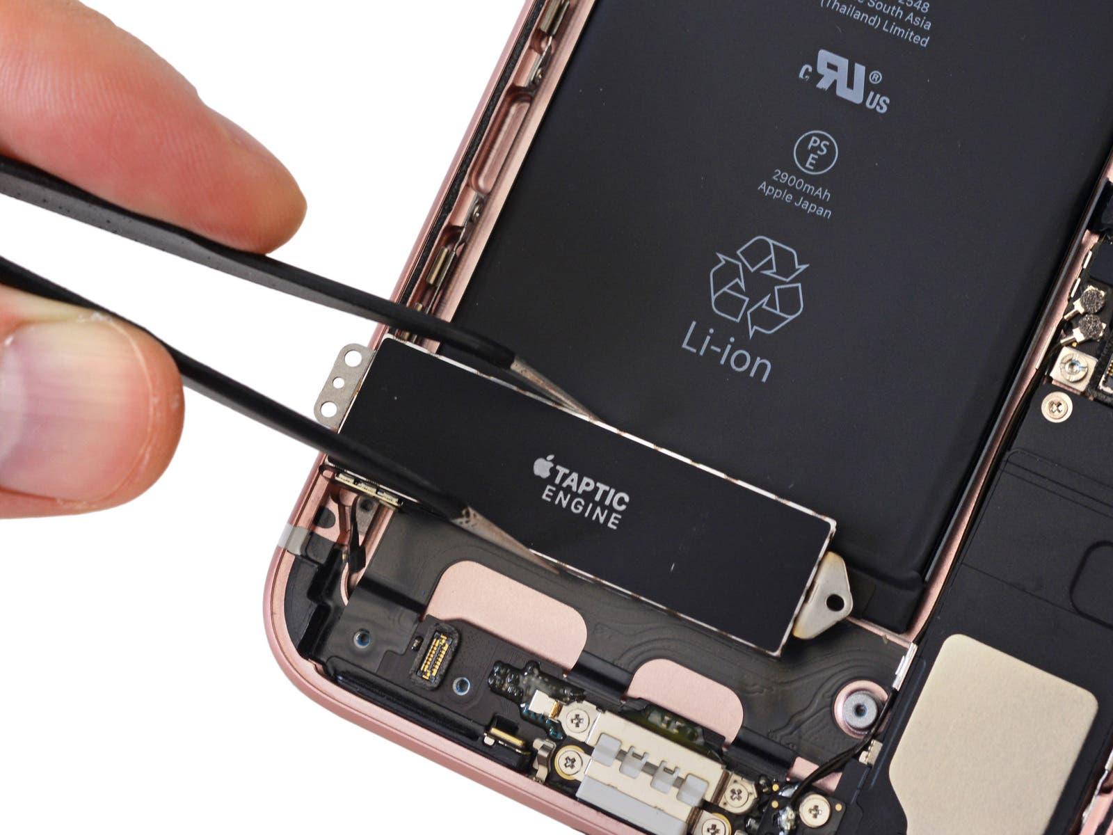 Apple iPhone 7 Plus iFixit Teardown