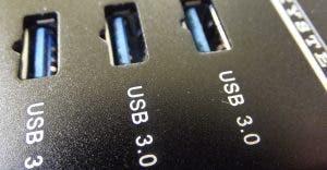 Xystec Aktiver 4+3 USB-3.0-Hub