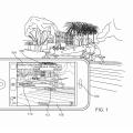 Apple AR Navigation Patentzeichnung
