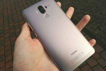 Huawei Mate 9 Design
