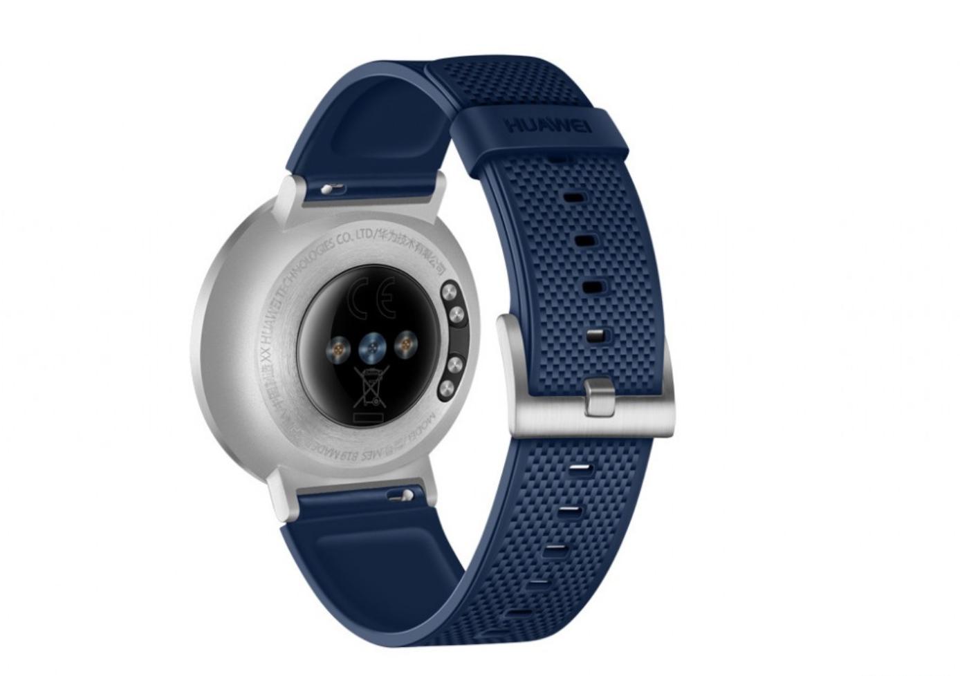 Huawei Fit: Auf Sport getrimmte Smartwatch ebenfalls ...