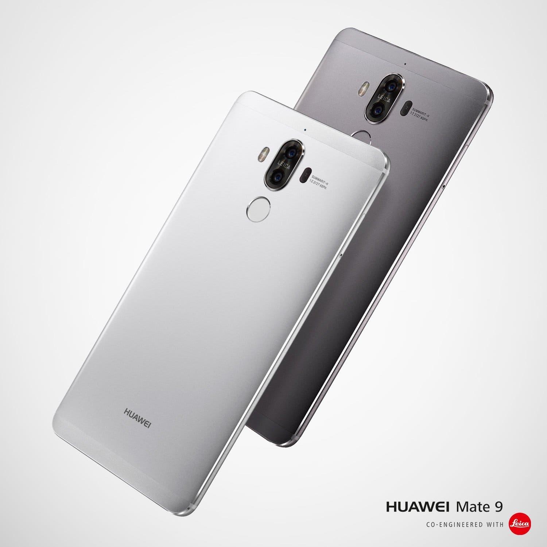 Huawei Mate 9: Mega-Phablet offiziell vorgestellt ...