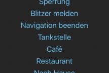 Navigon iOS VoiceCommand