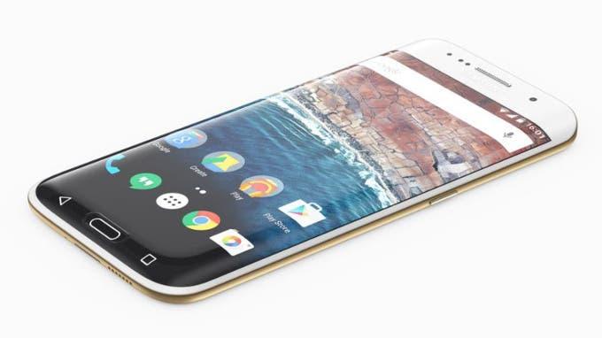 Galaxy S8 Fan Concept