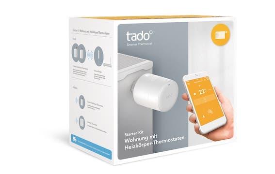 Smartes Heizkörper-Thermostat - Starter Kit