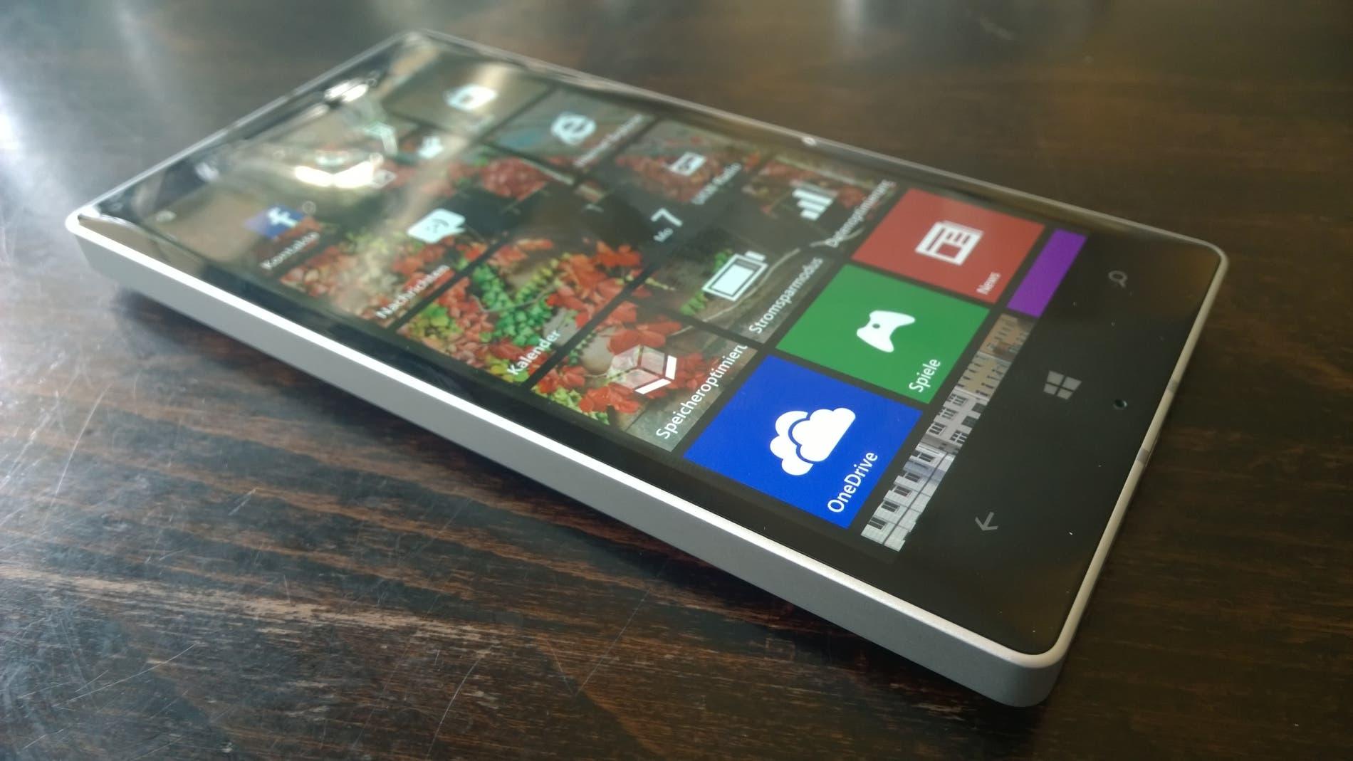 Lumia 930 Windows Mobile