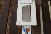 G Drive slim SSD USB-C
