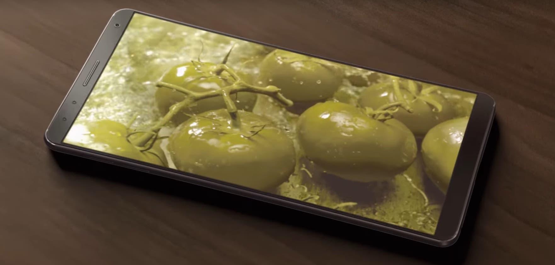 Galaxy S8 Leak Samsung Display