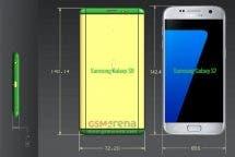 Galaxy S8 Render Leak