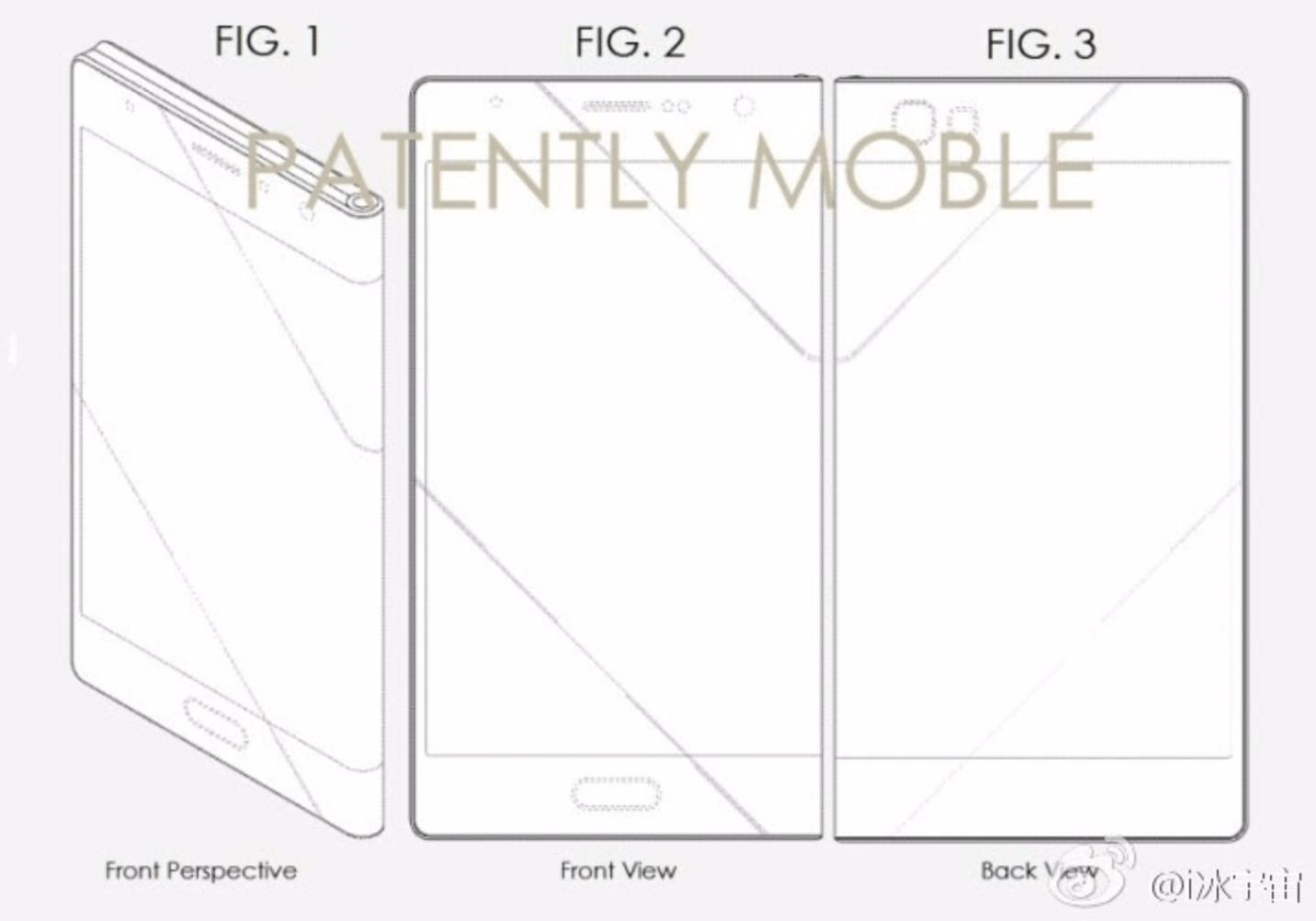 Galaxy X1 Patent