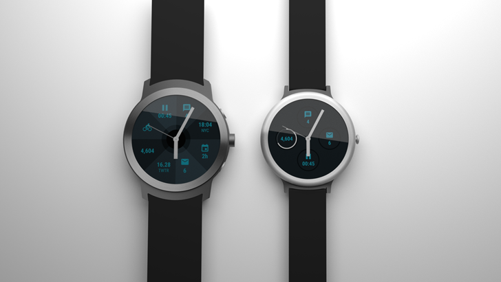 LG Watch für Google