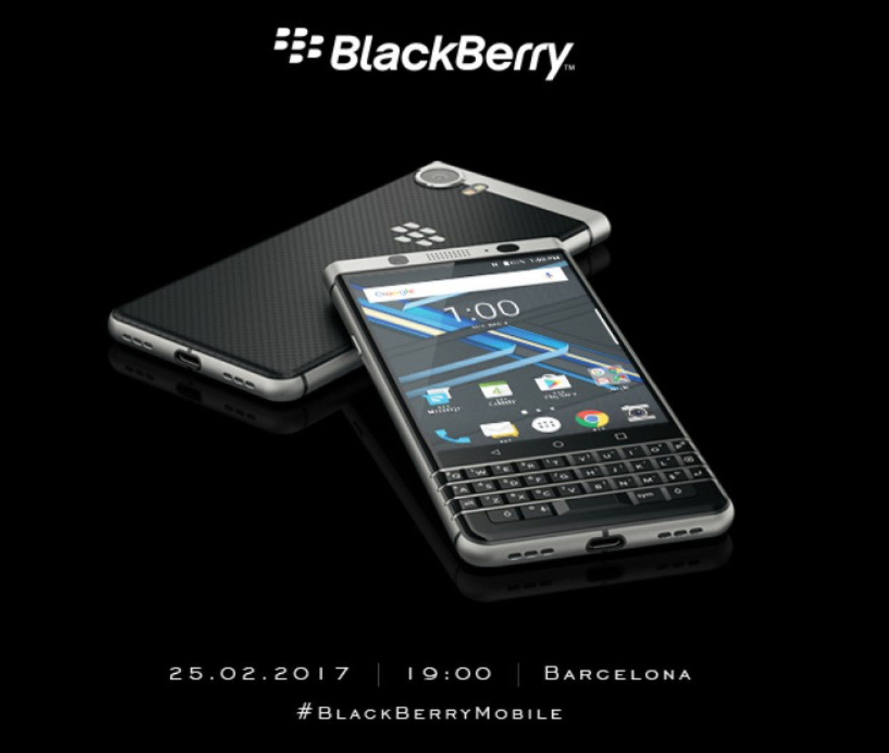 BlackBerry DTEK 70