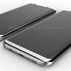 Galaxy S8 Render