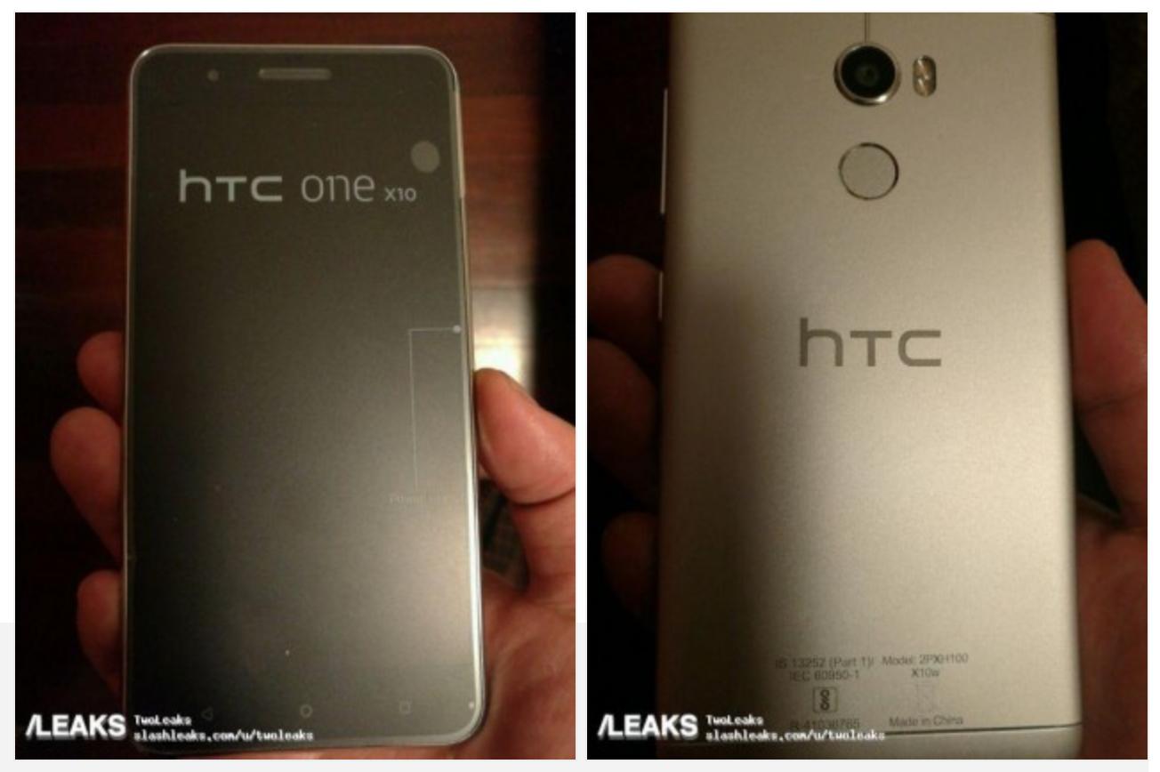 HTC One X10 Leak