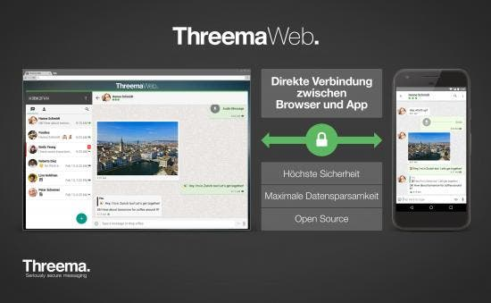 Threema Web