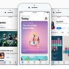Apple iOS 11 App Store