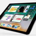 iPad Pro mit iOS 11