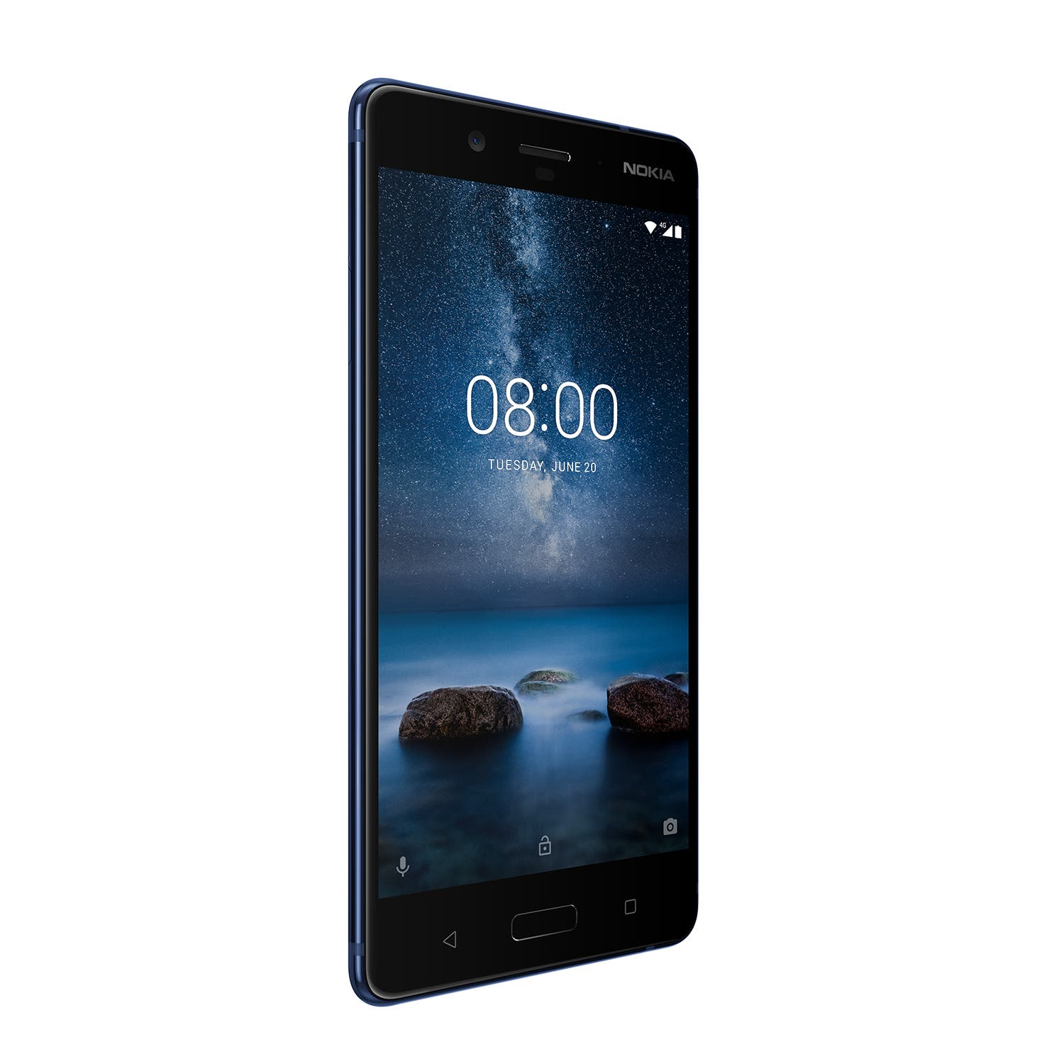 Nokia 8 sagt iPhone den Kampf an