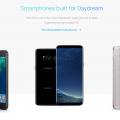 Samsung Galaxy S8 VR Daydream