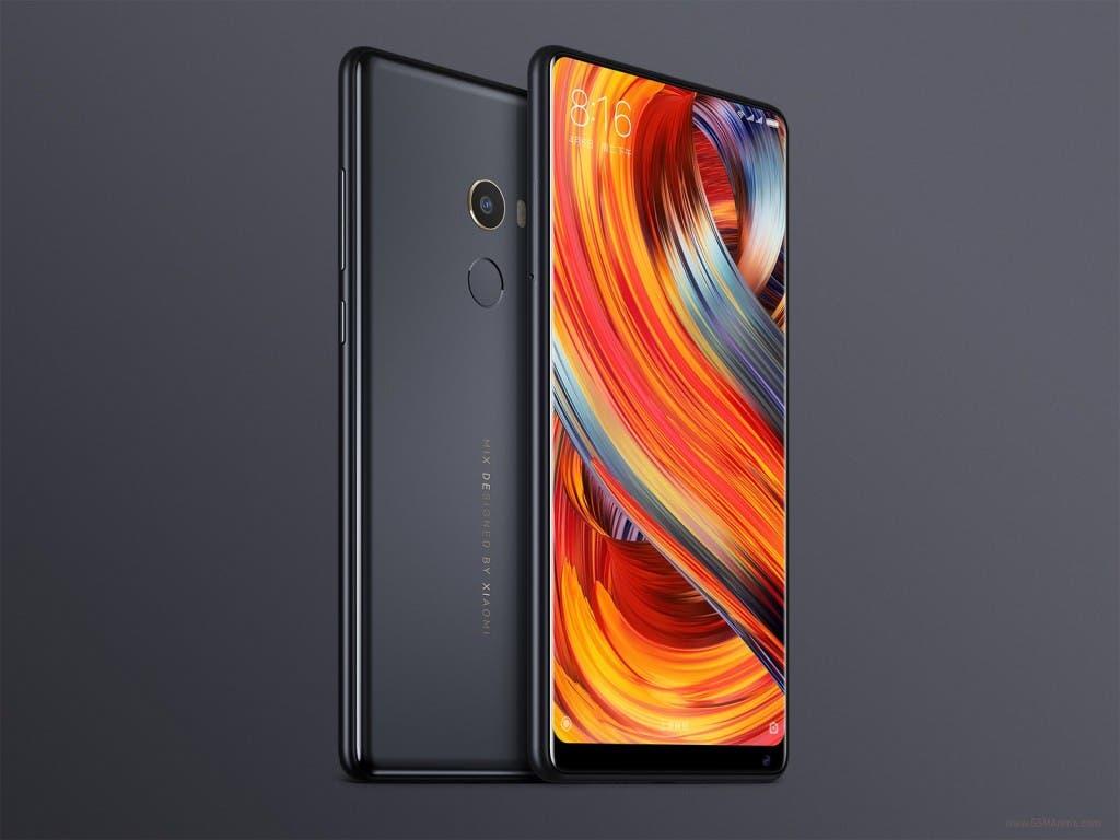 Xiaomi Mi Mix 2: China-Handy mit Randlos-Display