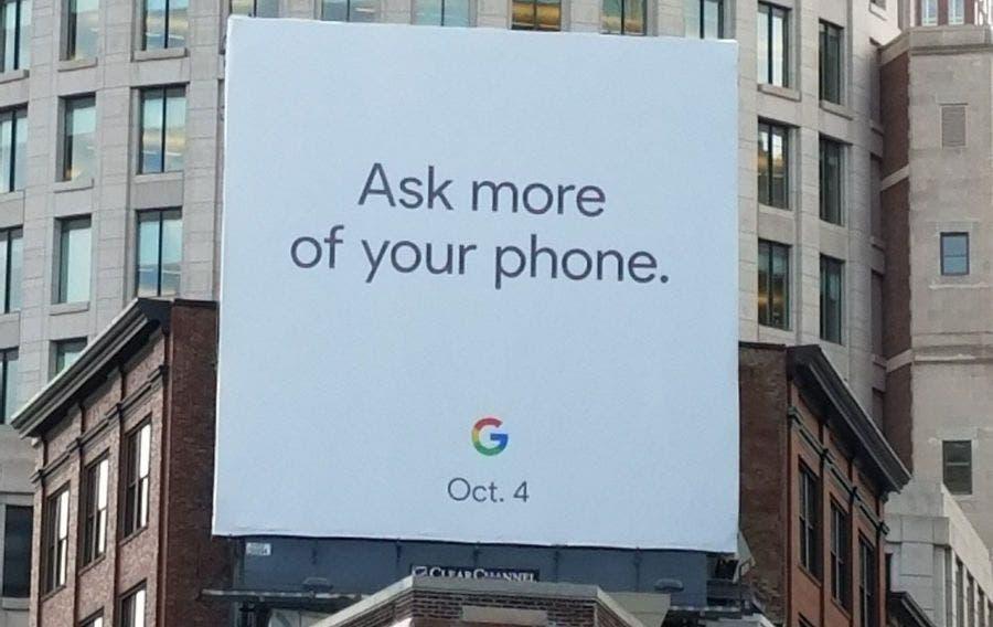 Google stellt Pixel (XL) 2 am 4. Oktober vor