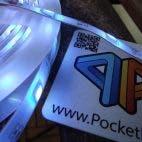 PEARL Luminea WLAN-LED-Streifen