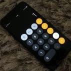 iOS 11 Taschenrechner