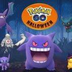 Pokémon GO Halloween 2017