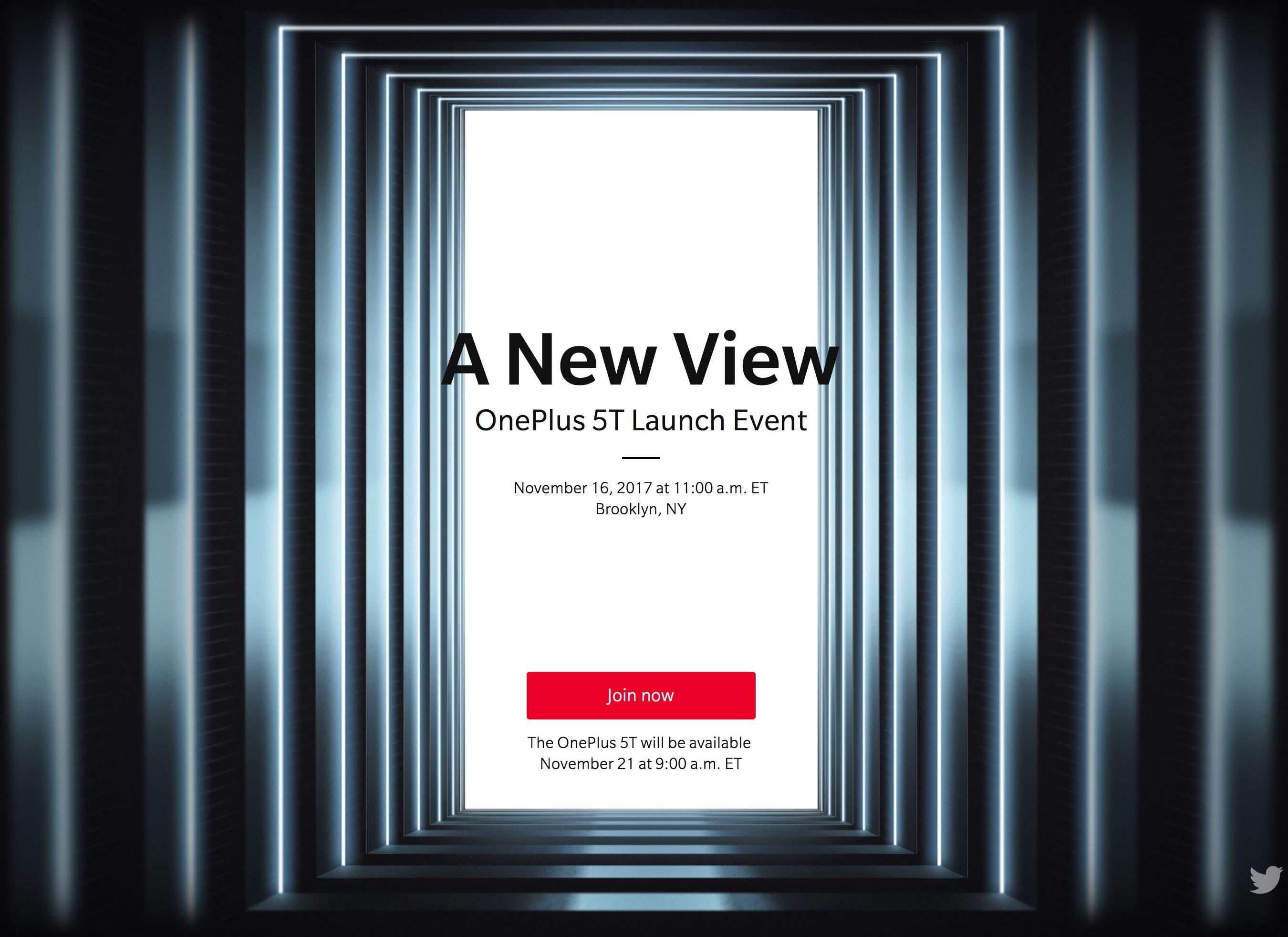 OnePlus 5T Teaser