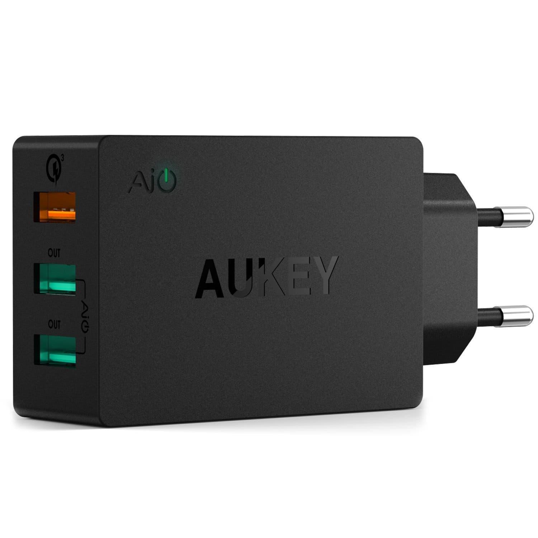 AUKEY Quick Charge 3.0 Ladegerät