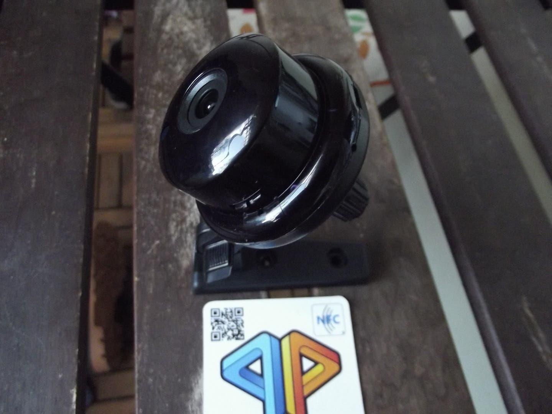 ESCAM 720P Mini Wifi IR IP-Kamera