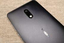 Nokia 6 2017 Design