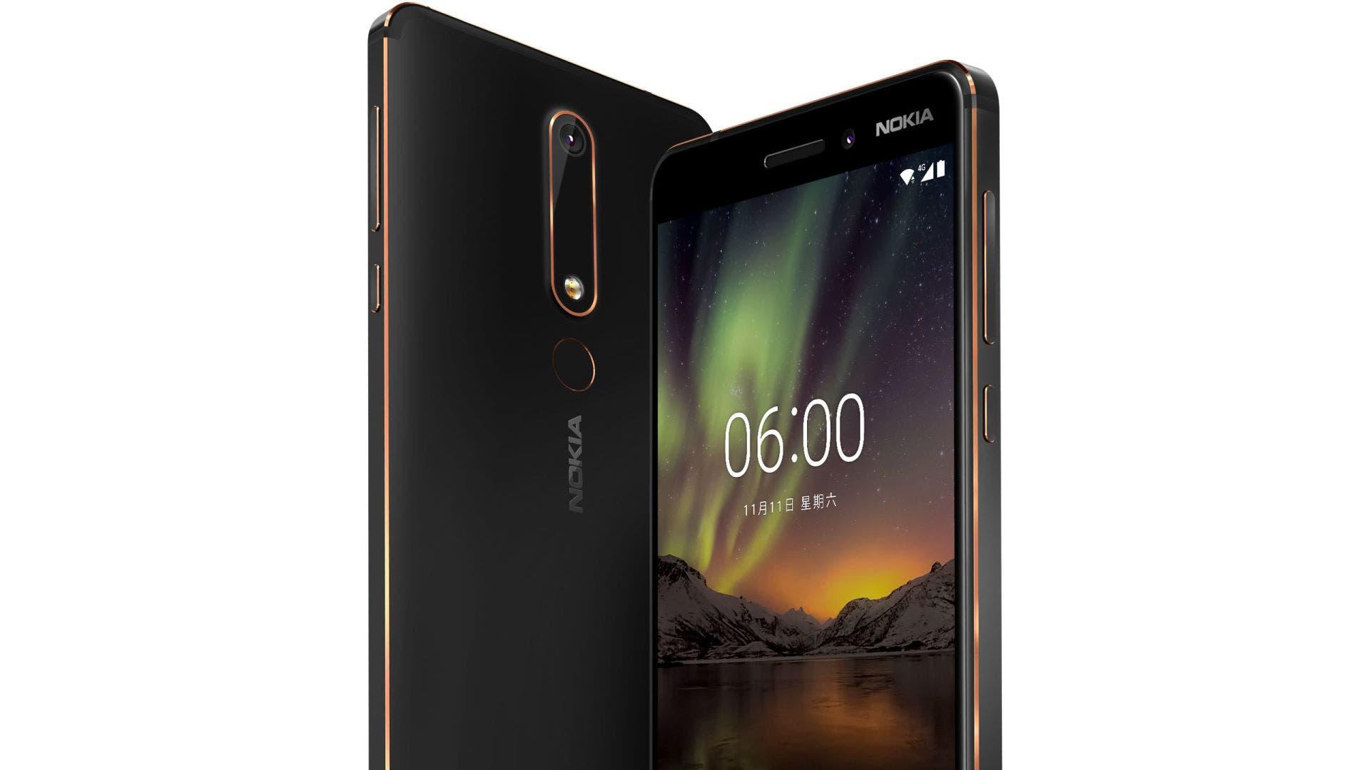 Nokia 6 (2018) offiziell vorgestellt