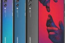 Huawei P20 Pro Color Options