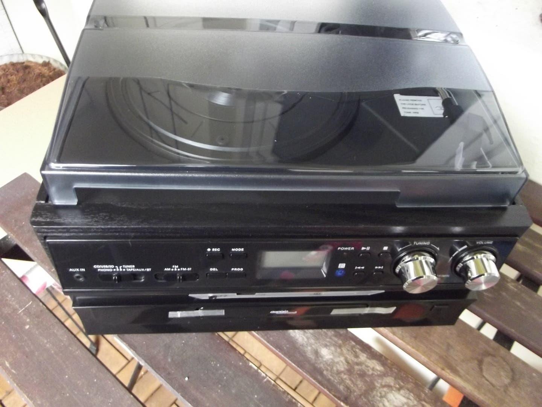 auvisio Kompaktanlage 5in1 MHX-600.bt