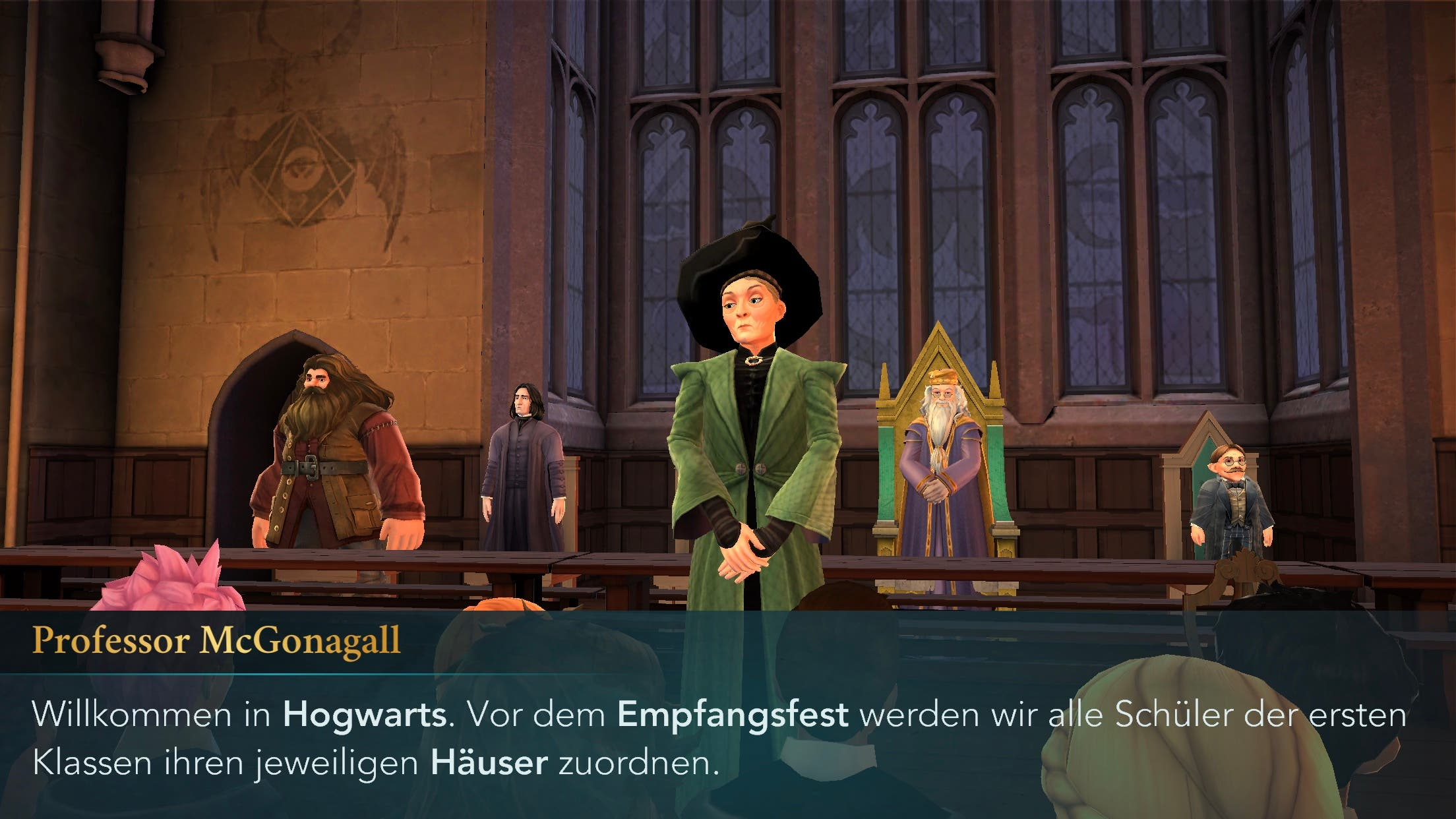gaming review harry potter hogwarts mystery im test harry potter und das unerkl rliche warten. Black Bedroom Furniture Sets. Home Design Ideas