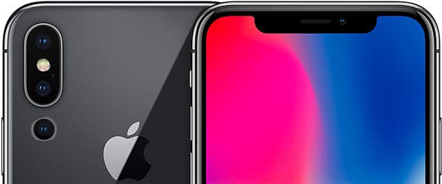 iPhone X Triple Lens