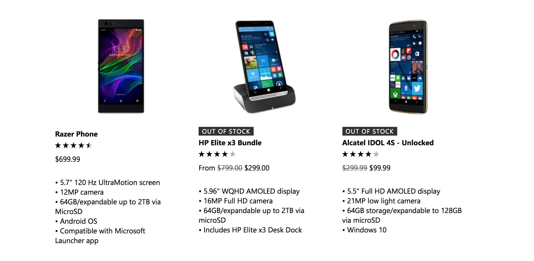 Microsoft Store USA