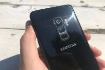 Galaxy S9+ Dual-Kamera